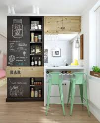 70 beautiful home decor ideas with river rocks design listicle chalkboard paint in kithcen 32