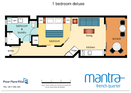Types Of Apartment Layouts Room Types Mantra French Quarter
