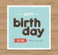 birthday party invitation card u2014 stock vector thecorner 34354559