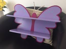 kids butterfly shelf from next in fareham hampshire gumtree