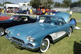 50s corvette orlandotastic corvettes and coasters in november at cypress gardens