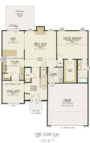 arrowhead floor plan new home builder urban home greystone homes