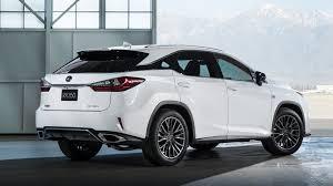 lexus luxury crossover 2016 lexus rx carandtruck ca
