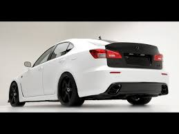 lexus isf wallpaper 2009 ventross lexus isf rear and side low view 1600x1200