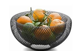 philippi design this fruit bowl by philippi is a functional industrial decor