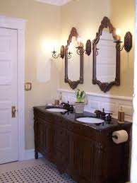 Cool Bathroom Mirrors by Best 25 Victorian Bathroom Mirrors Ideas On Pinterest Victorian