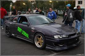 custom nissan 240sx s14 nissan silvia s14 3 by spinnerbg on deviantart