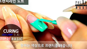 nail art korea simple 2016 korea nail art how to nail art
