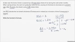 Inverse Functions Worksheet Answers Graphing Linear Functions Word Problems Practice Khan Academy