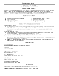 Firefighter Job Description For Resume by Firefighter Job Description For Resume Free Resume Example And