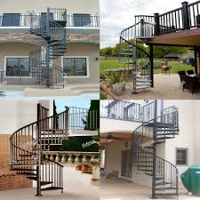 wood spiral staircase metal stair treads prices spiral staircase