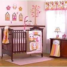 Cocalo Crib Bedding Baby In The Woods 8 Pc Crib Bedding Set