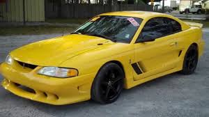 98 ford mustang for sale 1998 ford mustang cobra saleen for sale leisure used cars 850 265
