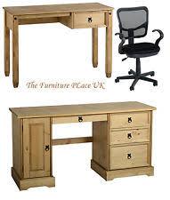 Corona Corner Desk Mexican Pine Computer Desk Ebay