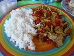 cuisiner tofu fumé poêlée de légumes au tofu fumé amande sésame chez nunuch