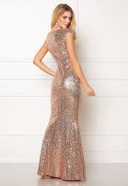 goddiva dresses goddiva sequin maxi dress chagne bubbleroom