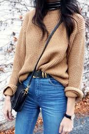 3 ways to style your oversized sweaters new york style