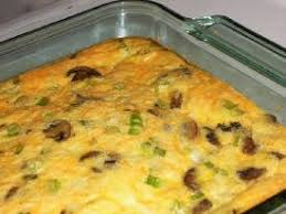 basic instructions and recipes for low carb breakfast casseroles