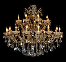 All Crystal Chandelier Queen Royal Victoria Of Uk 27l 2 Tiers Extra Large Over Size K9
