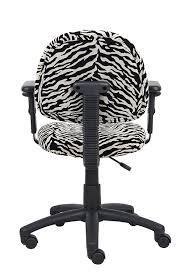 Office Task Chairs Design Ideas Amazon Com Boss Office Products B326 Zb Perfect Posture Delux