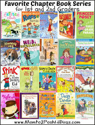 2nd grade books to read 20 great book series for 1st thru 2nd graders book series child