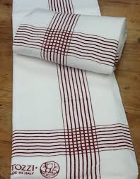 thin stripes kitchen towel italian bed bath and table linens