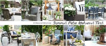 dear lillie porch and patio makeover with joss and main
