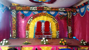 marriage decoration gallery 3 marriage decoration arrangements in tirumala tirupati