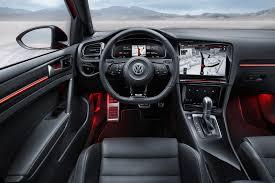 volkswagen scirocco 2016 interior 2016 vw golf mk7 facelift to feature gesture control