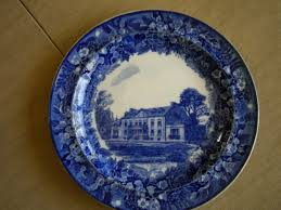 my has several wedgewood plates pottery not china that