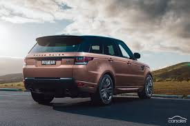 black and gold range rover new land rover range rover sport suv cars for sale carsales com au