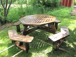 Free Hexagon Picnic Table Plans by Diy Octagonal Picnic Table Plans Pdf Wooden Pdf Desk Plans Haiti