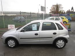 vauxhall silver second hand vauxhall corsa 1 2i 16v life 80 5dr for sale in