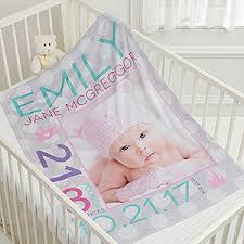 engraved blankets baby personalized photo baby blankets for baby gifts