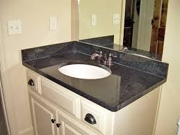 how to cut granite for sink bathroom pre cut granite bathroom countertops wonderful granite