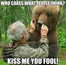 Meme Bear - 35 very funny bear meme photos and images