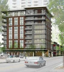 plans filed for seventh midtown 9 story boutique condominiums