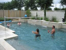 Backyard Volleyball Nets What Is Your Best Advice For Putting In A Volleyball Net We Have