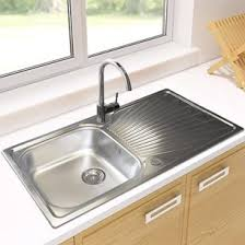 1 bowl kitchen sink single bowl kitchen sinks compact large tap warehouse