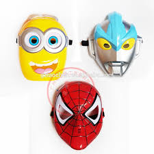 simple design children u0027s cartoon face mask halloween party felt