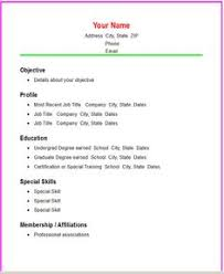 resume exles simple basic resume templates resume templates nursing