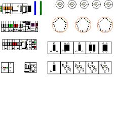 distribution board symbols