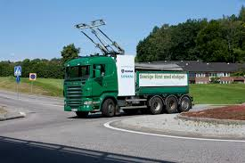 electric truck electric truck for alternative ore transportation scania group