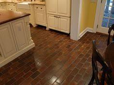 kitchen floor tile that looks like brick extraordinary
