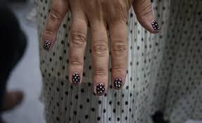 polka dot nail polish it just makes life more fun check out