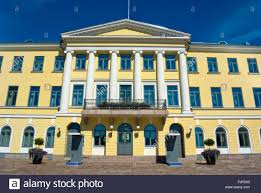 presidentinlinna presidential palace 1820 in neoclassical