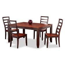 5 Piece Dining Room Sets by Acasia 5 Piece Dining Set 115 5pc Condor Manufacturing Af1150t