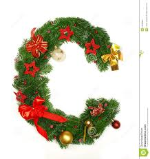 christmas letter clipart free collection