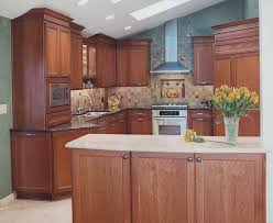 cherry cabinets in kitchen transitional kosher kitchen with cherry cabinets in skokie il