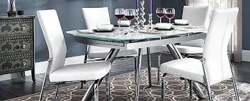 Raymour And Flanigan Dining Room Paloma Contemporary Dining Collection Design Tips U0026 Ideas